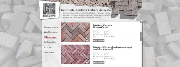 Van Breden_site_Gebruikte Klinkers