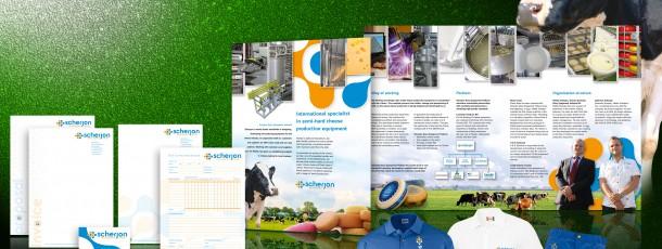 Scherjon Dairy Equipment Holland